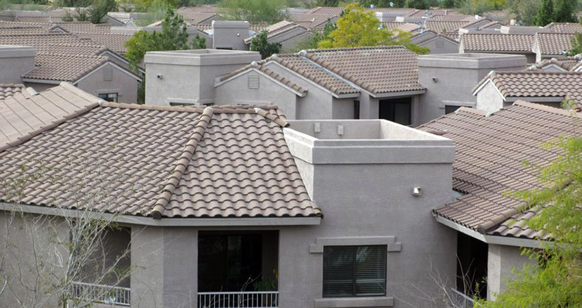 multiunit-roofing Repair & Restoration